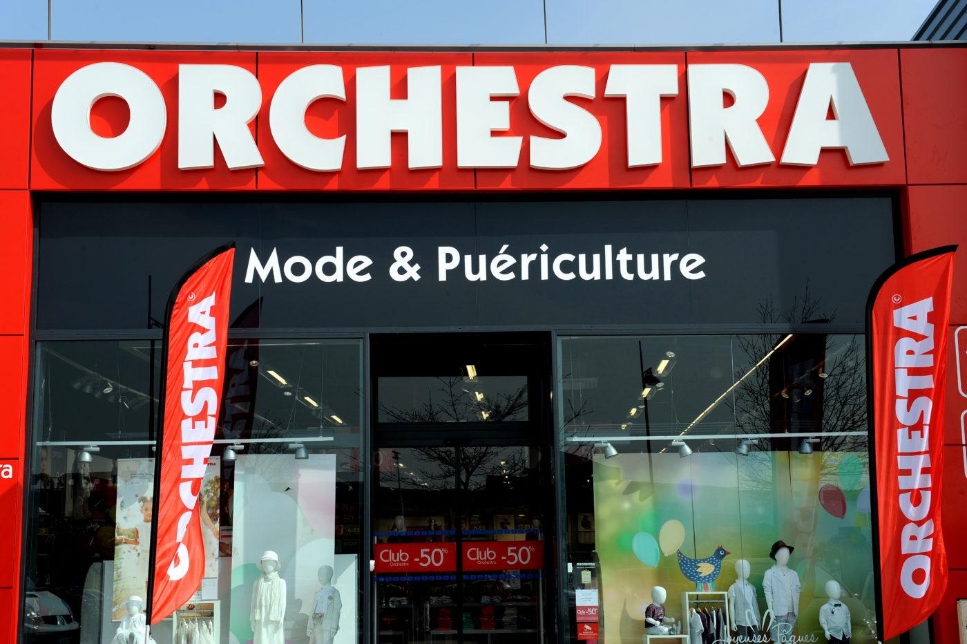 Orchestra : Aménagement et l'Agencement de surfaces commerciales, industrielles et tertiaires